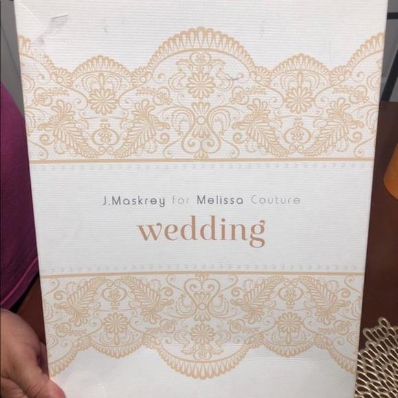 Sapatilha Melissa Wedding 1